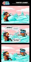 4k-Winter Games by LinkerLuis