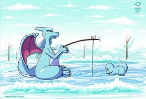 Fishing trip by LinkerLuis