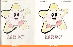 (2002) Kirby by LinkerLuis