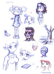 Sketchdump (28/11/07)