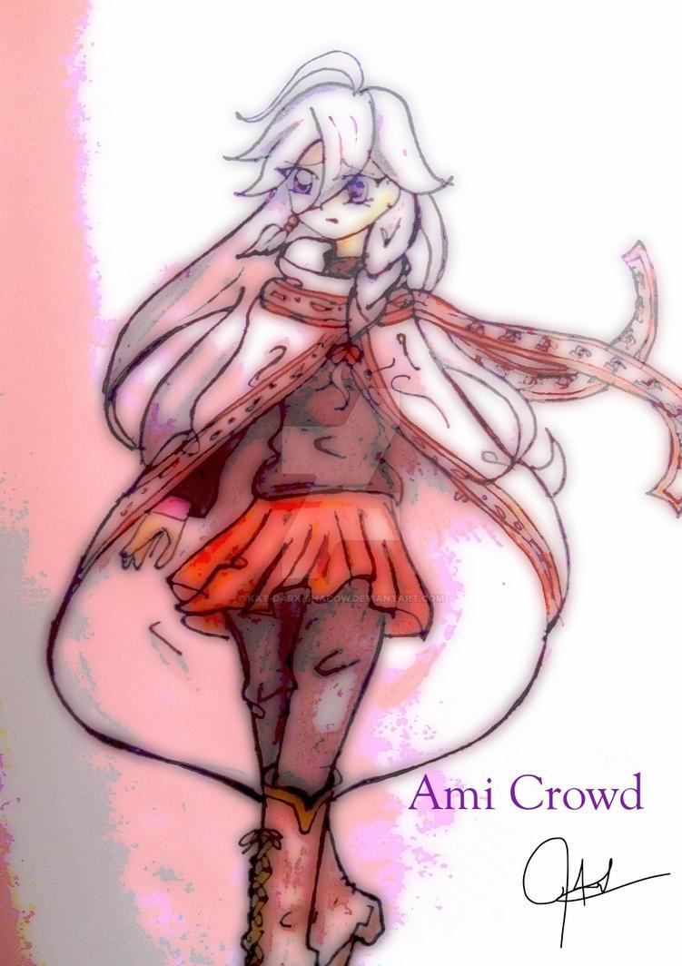 Ami Crowd by Kat-Dark-Shadow