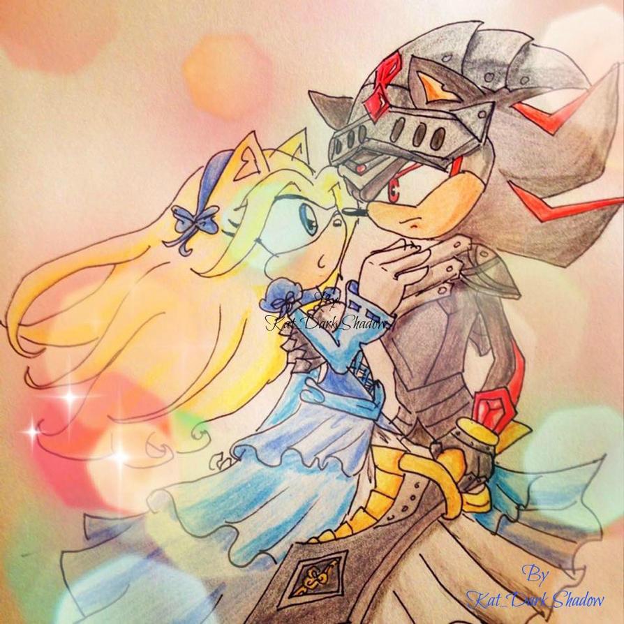 Lancelot y Ginebra por Kat-Dark-Shadow