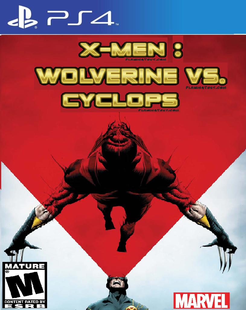 xman wolverine