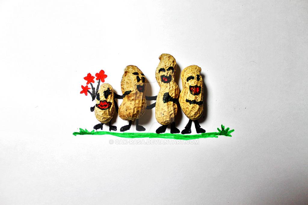 Lil-Pean Family by cak-rasa