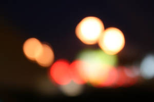 out of focus - lights. by smokedval-stock