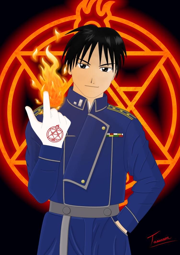 The Flame Alchemist by Tassaron