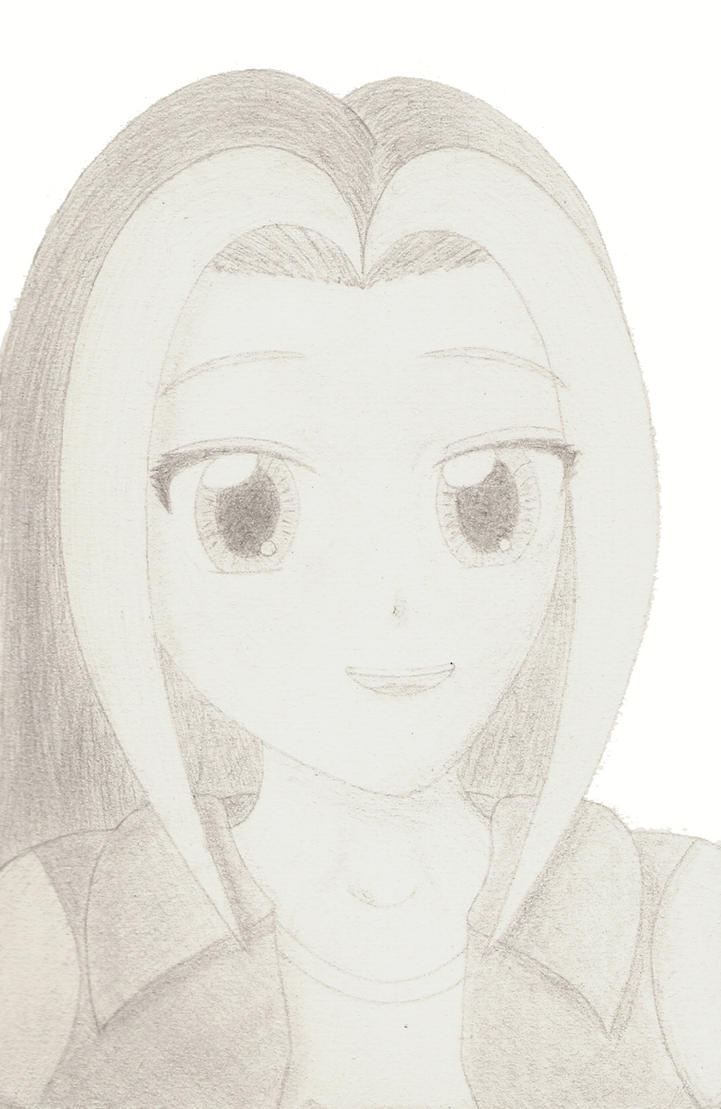 Karen Sketch by Tassaron