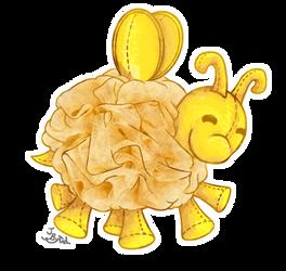 Loofah Bee