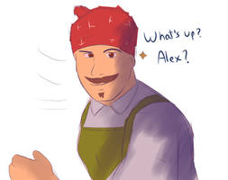 What Up Alex?
