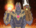 Marvel+DC Universe - Thanoseid (Full Power)