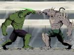 Hulk vs Doomsday : Part 1