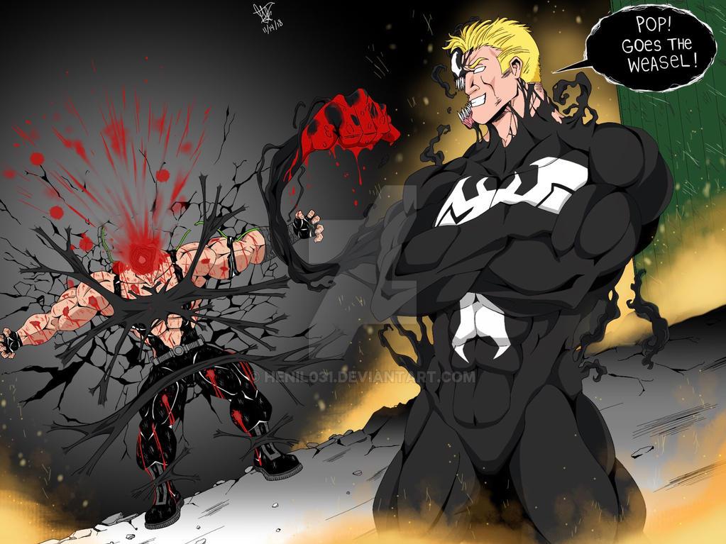Venom vs Bane : Part 3 (Final) by Henil031