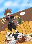Sora vs Pit : Part 3 (Final)