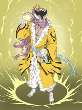 Raikou - The Thunder Deity