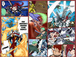 Zoro vs Erza - Part 2 (One Piece vs Fairy Tail)