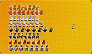 Llama army