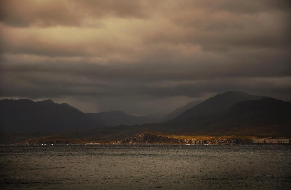 On Dark Shores by Nelleke