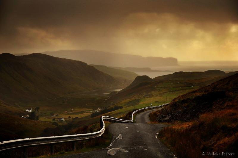 Scotland by Nelleke