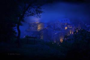 Castle Of Bouillon by Nelleke