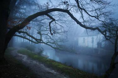 Lakeside House by Nelleke