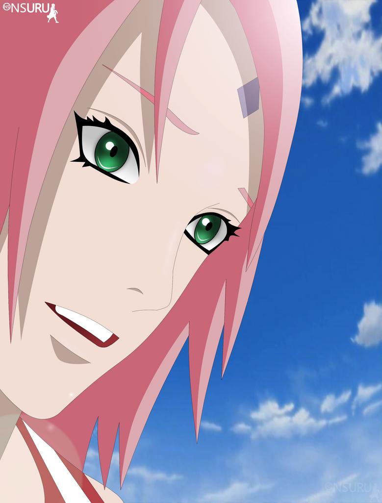 Sakura Haruno  Naruto Gaiden by NSURU on DeviantArt