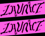 Ambigram_Laurice