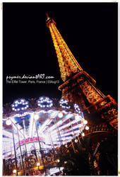 The Eiffel and the Carousel by psymer