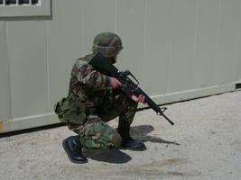 DA Soldier by Razorboi