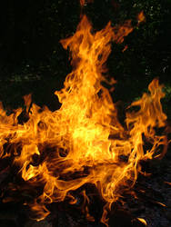 Fire 1 by creativenature-stock
