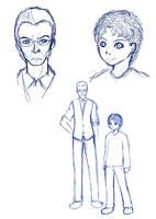 Sketch: Evil Genius