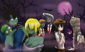 Beelzebub: Halloween 2011 by hamichiru
