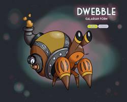 Galarian Dwebble