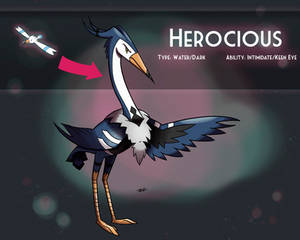 Herocious (Wingulls Galarian Evo.)