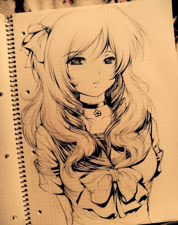 40 Anime Drawing By Kyoubayashi