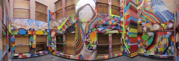 Rooftop des Arts by erikschorr