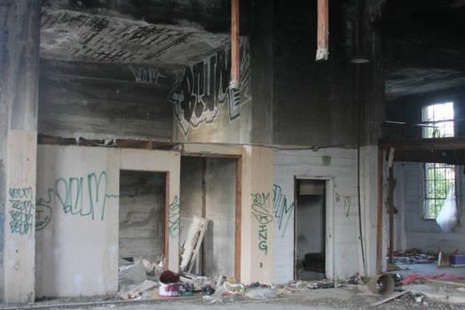 Incinerator Inside