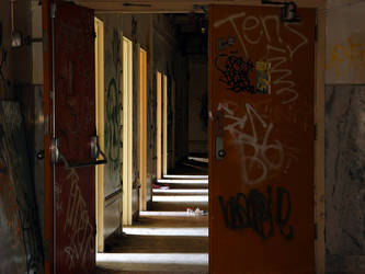 hospital::out of their rooms by erikschorr