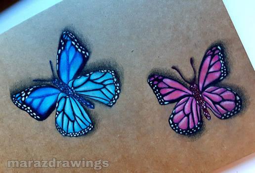 Butterflies Pt.2
