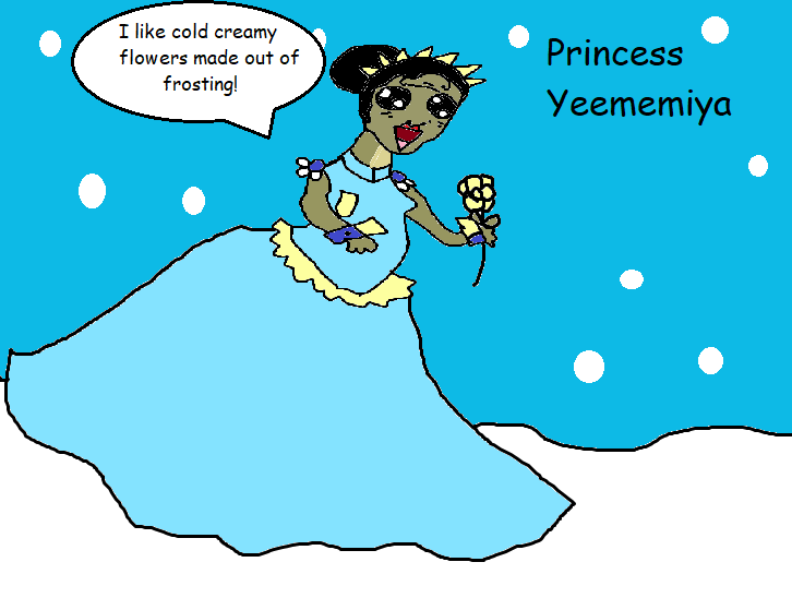 Me As A Princess