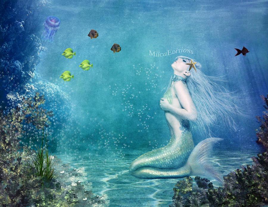 Un descanso en el camino p gina 5 - Colorazione sirena pagina sirena ...