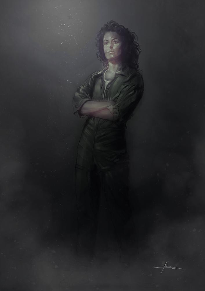 Ripley by JBarrero