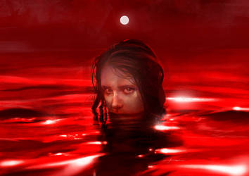 Siren / mermaid by JBarrero