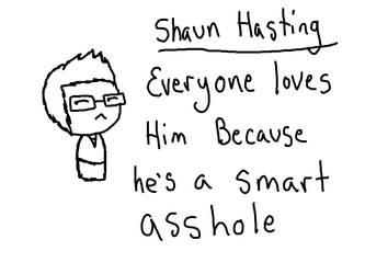 Shaun Hasting by Kaimu-KittyQ