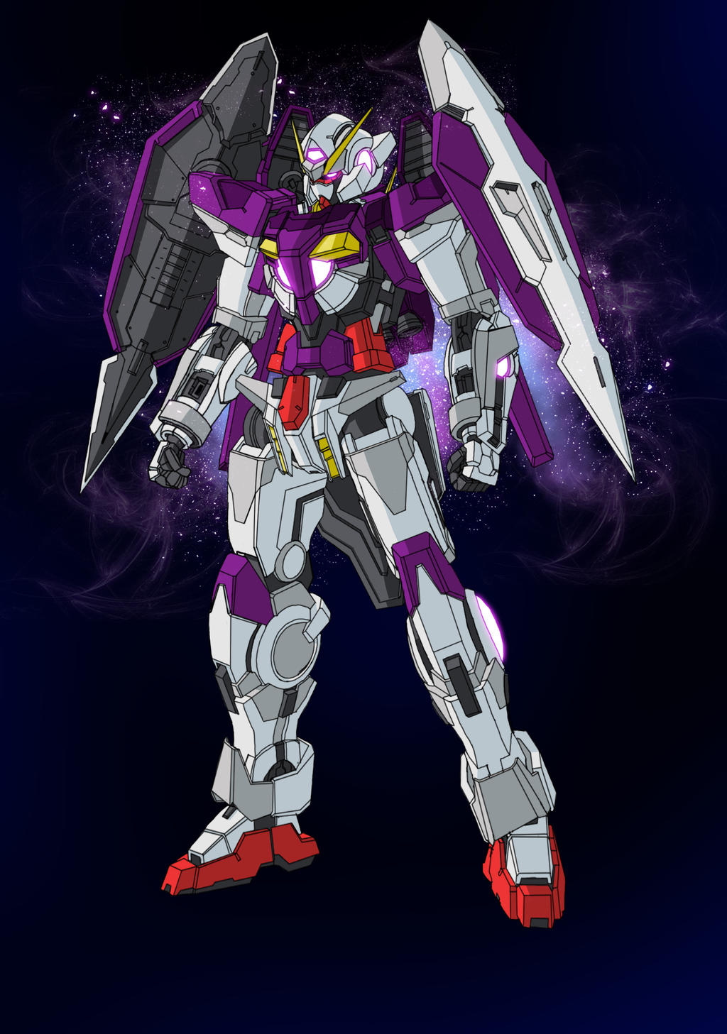 Gundam Build Fighters Season  Mecha
