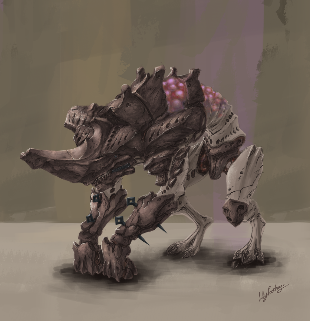 Hive Troll By Tosthage On Deviantart