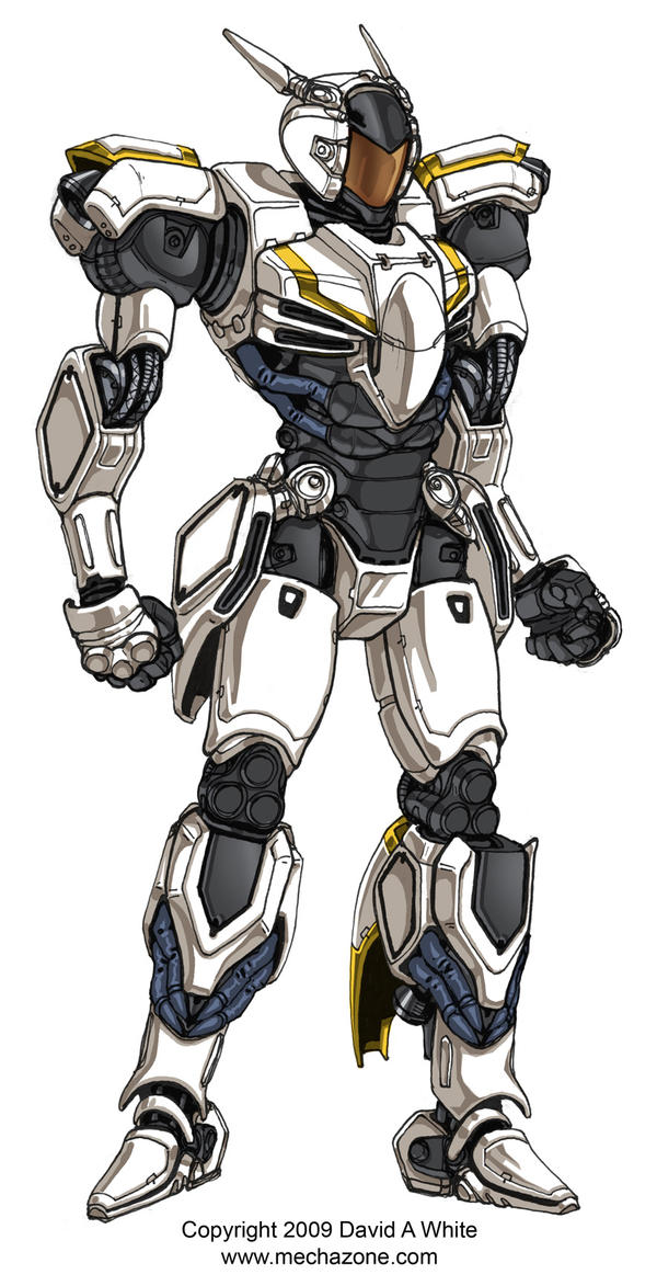 Mecha Zone: Jaguar by Mecha-Zone