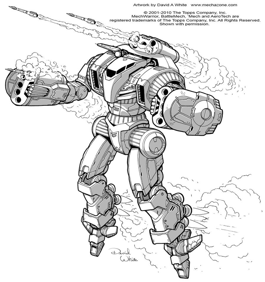 Battletech: Sling by Mecha-Zone