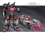 Transformers WfC: Bluestreak