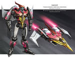 Transformers WfC: Swoop