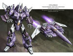 Transformers WfC: Cyclonus
